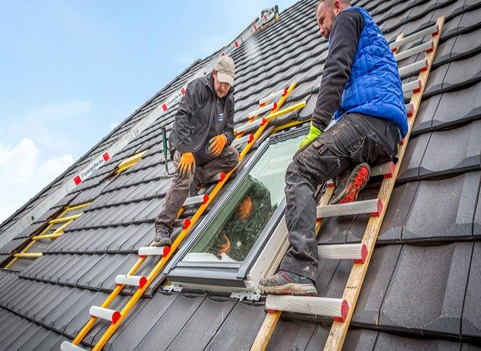 Pose de fenêtres de toit Strasbourg