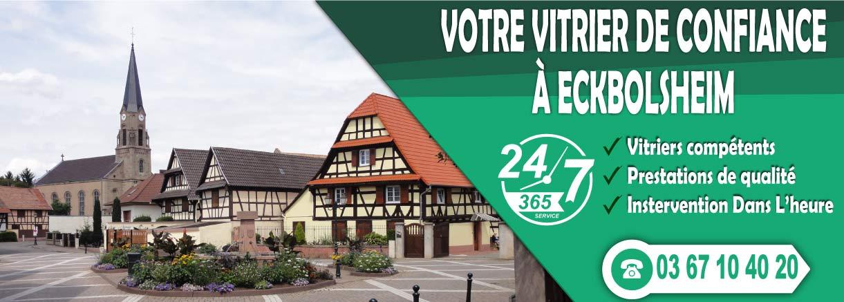 Vitrier Eckbolsheim