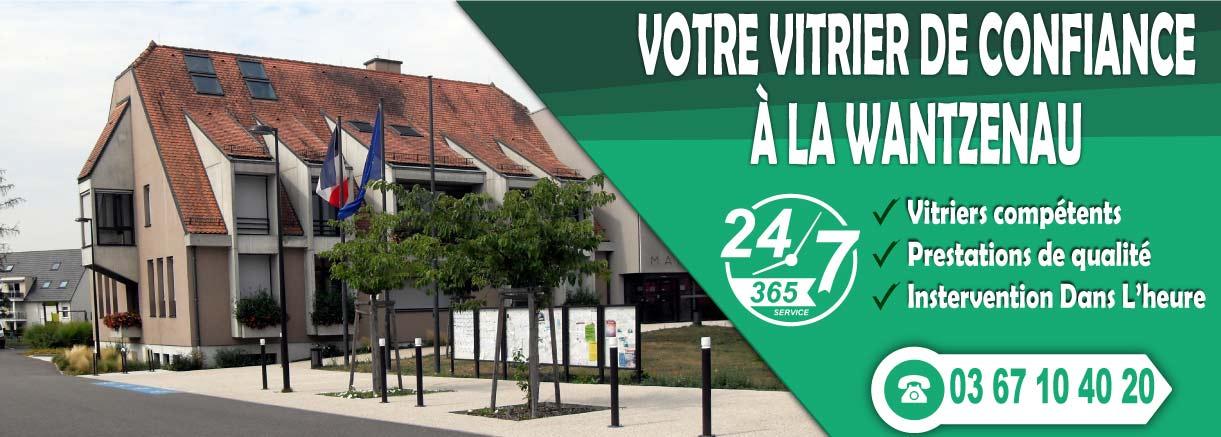Vitrier La Wantzenau